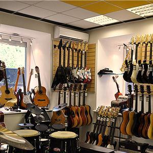 Музыкальные магазины Пензы