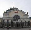Железнодорожные вокзалы в Пензе