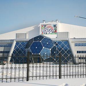Спортивные комплексы Пензы