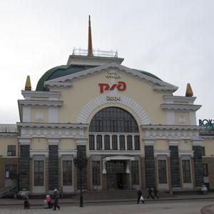 Железнодорожные вокзалы Пензы